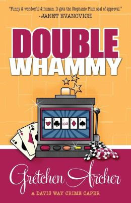Double Whammy: A Davis Way Crime Caper