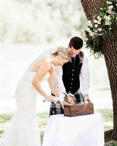 25 Creative Wedding Rituals That Symbolize Unity   Martha