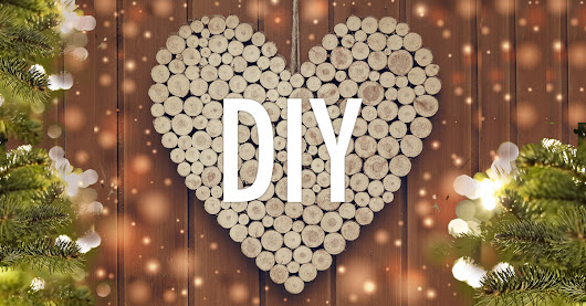 December News, Tips & Holiday DIY Projects
