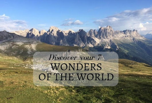 My 7 Wonders of the World - win a trip with Exodus Travel | Heather on her travels