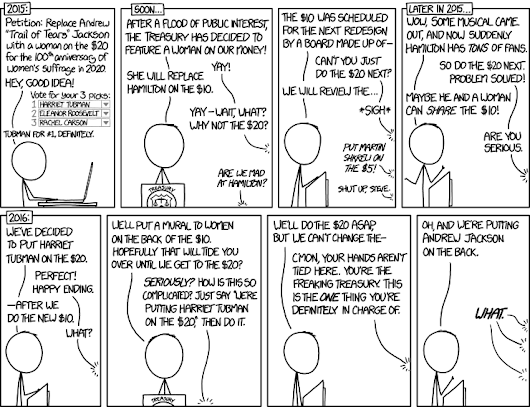 xkcd: Women on 20s