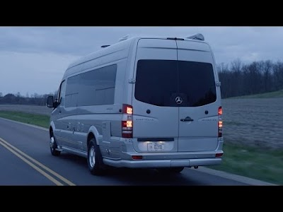 Baker's Dozen of Videos from Airstream (including the slick new Basecamp & beach-ready Tommy Bahama edition)