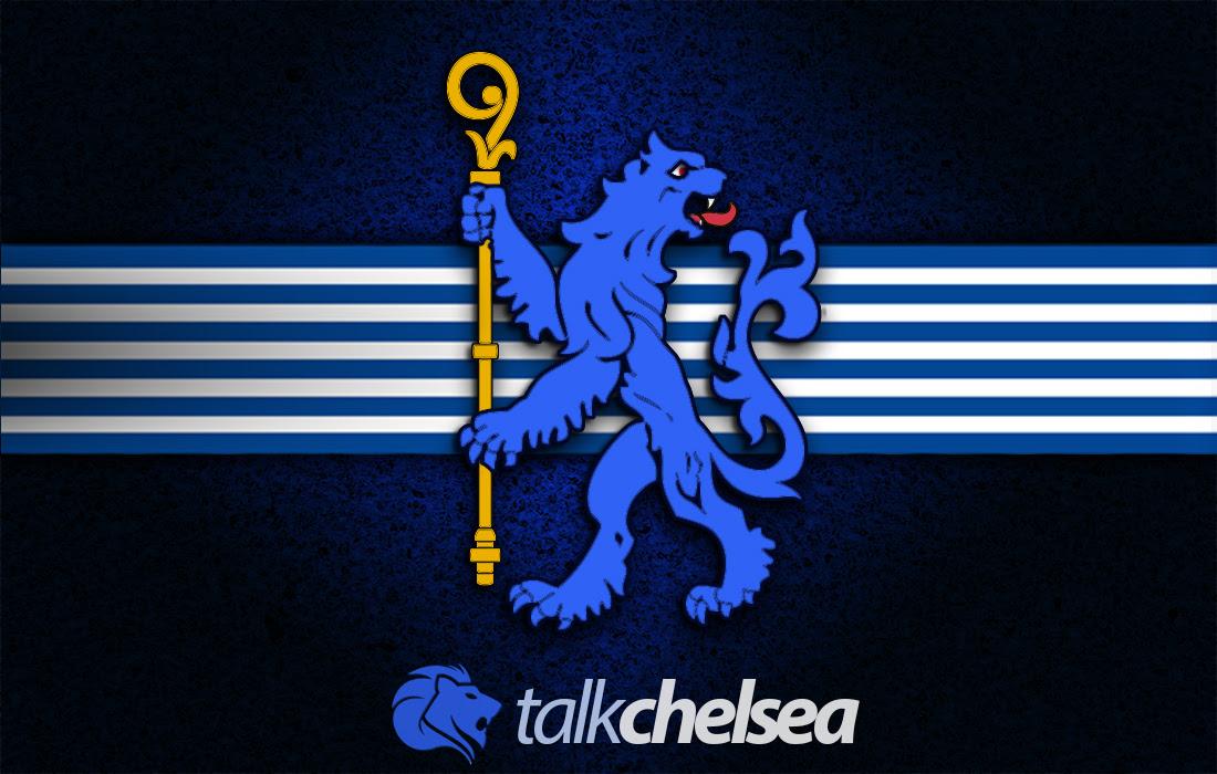 Chelsea Fc Lion Logo