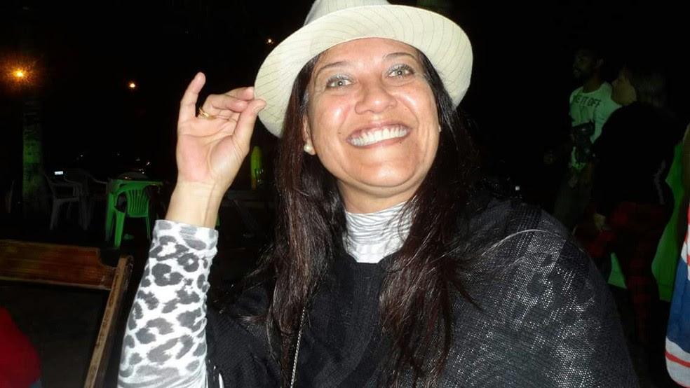 Maria foi encontrada morta no porta-malas do próprio carro (Foto: Arquivo )