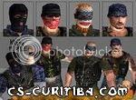 Skins Terroristas