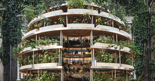 IKEA Just Released Free Instructions For A Spectacular Sustainable Garden