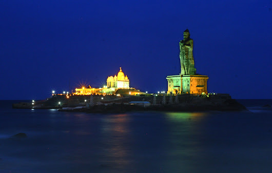 Sometimes it's the journey than the destination the excites you the most. My travel to KANYAKUMARI