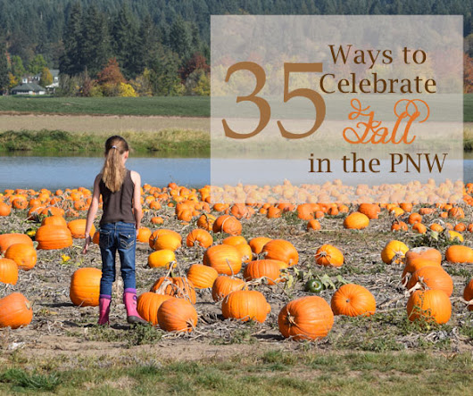 Celebrating 3 Months of Fall in Portland Bucket List