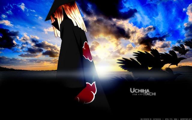 Itachi Uchida Wallpaper