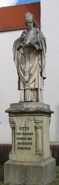 Bienheureux Othon de Freising, évêque († 1158)