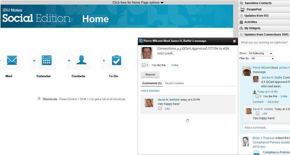 Le réseau social, votre nouvel email