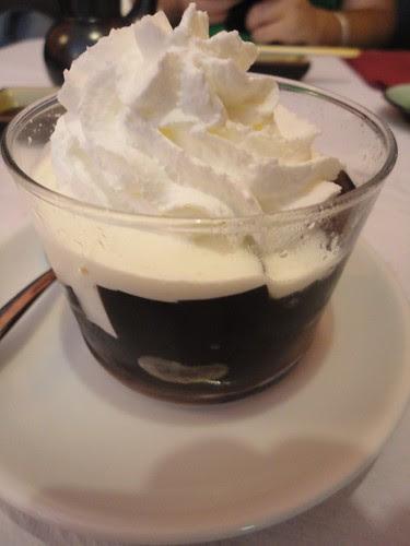 Gelatina de café del hanakura