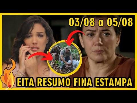 Eitaa Confira o resumo de Fina Estampa: 03/08 a 05/08