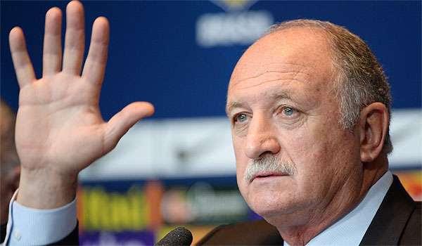 Essa também foi a última atualização da listagem da Fifa antes da convocação final de Scolari (AFP / Vanderlei Almeida)