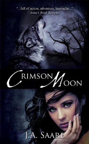 Crimson Moon (Crimson Trilogy) by J.A. Saare