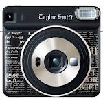 Fujifilm Instax Square SQ6 Instant Film Camera, Taylor Swift Edition