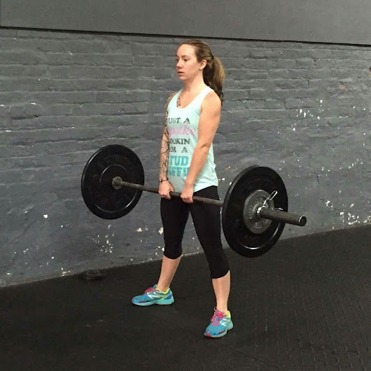 Scale, Not a Four Letter Word - CrossFit Prelude