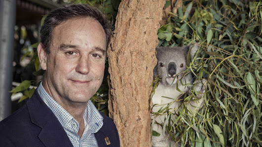 From park ranger to CEO of WWF Australia - Park-Ranger.Org