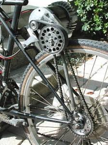 how to make/ cara membuat: cara merakit sepeda listrik
