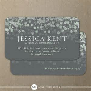 Top 25 Professional Event Planner Business Card Examples