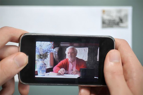 Postage Stamps Go High-Tech With QR Code-Like Stamp Readable by Apps