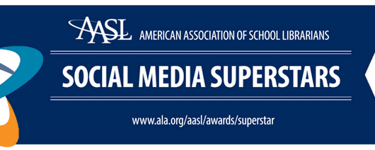 AASL Social Media Superstar Finalists Announced! | Knowledge Quest