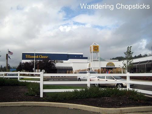 4 Tillamook Cheese Factory - Tillamook - Oregon 1