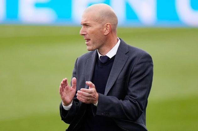 Zinedine Zidane Names His Preferred Candidate to Win the Ballon d'Or
