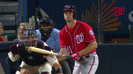 Max Scherzer, Nationals beat Braves