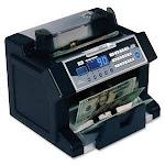 Rbc-3100 Bill Counter 300 Hopper 1200 Bills/Min Frontloading - Pack of 2