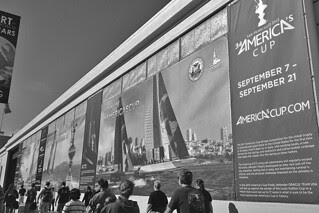 America's Cup Park - Poster