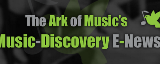 Our latest Music-Discovery E-Newsletter