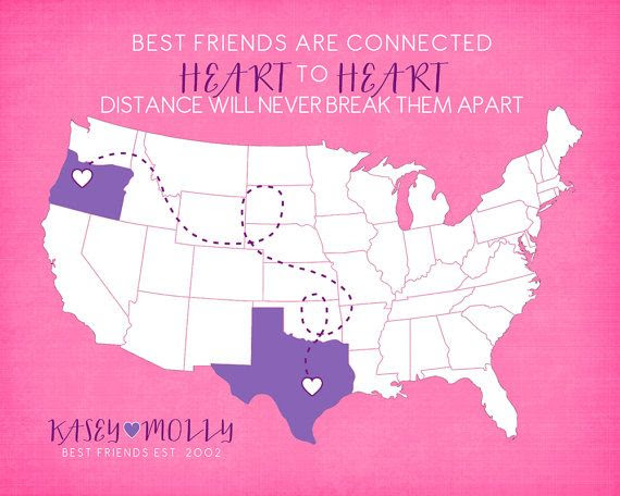 Bff Long Distance Quotes Best Friends Best Girl Friends