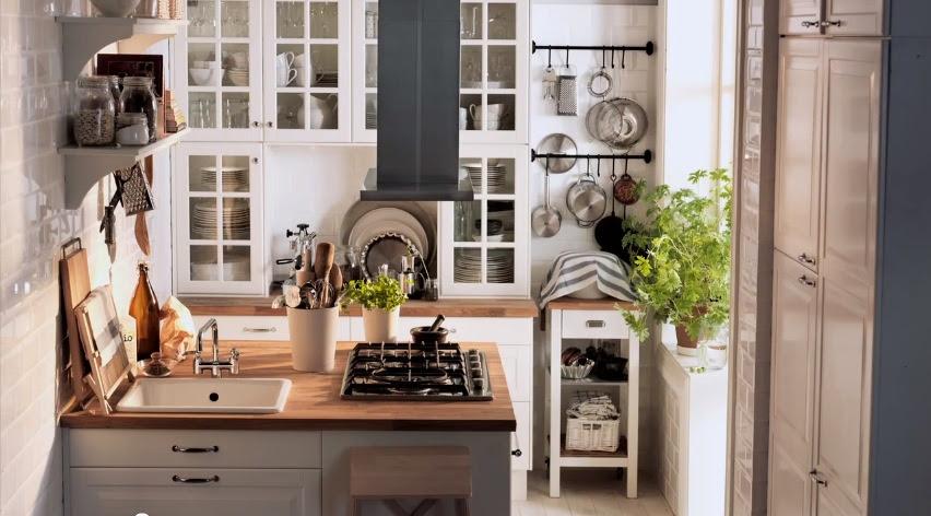 Home Architec Ideas White Country Kitchen Design Ideas