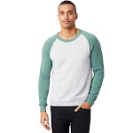 Alternative Champ Eco-Fleece Colorblocked Sweatshirt