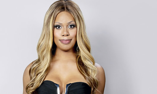 Laverne Cox: 'Now I have the money to feminise my face I don't want to. I'm happy'