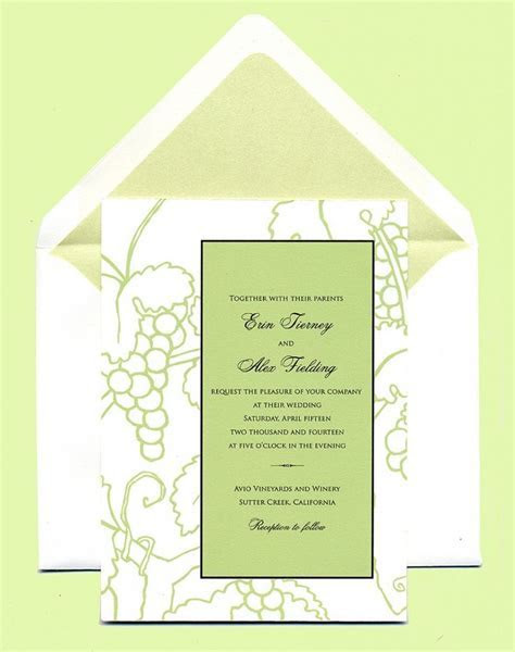 17 Best images about Wedding Invites on Pinterest   Wine