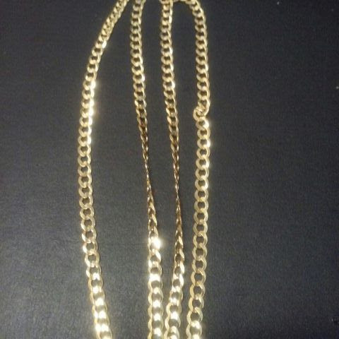 14K Gold Chain 24 inches