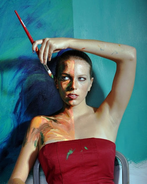 The 32-year-old Los Angeles-based artist that was born in Washington, D.C., and raised in Chevy Chase...