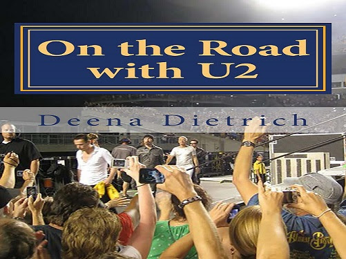 My Book, 'On the Road with U2 - my musical journey'