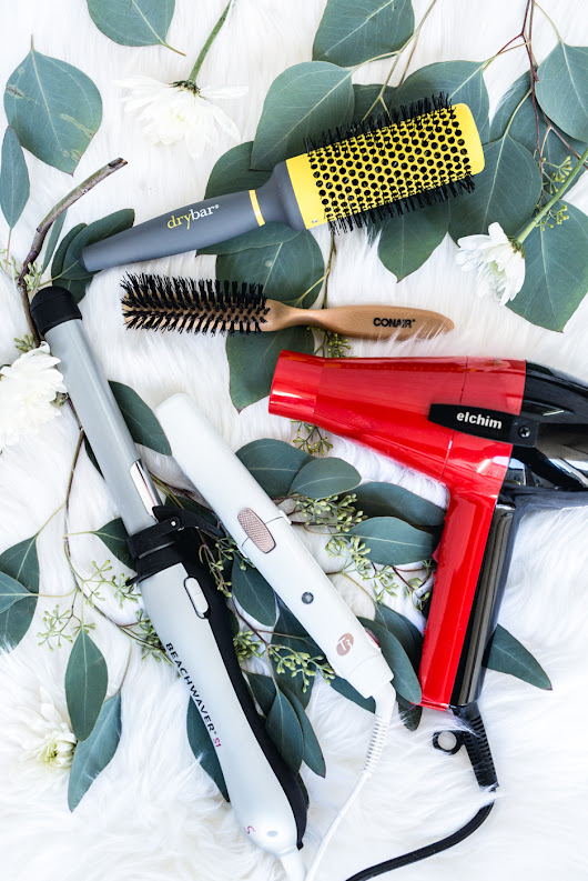 My Top 5 Hair Styling Tools
