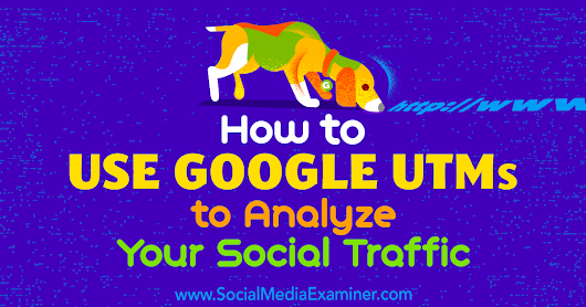 How to Use Google UTMs to Analyze Your Social Traffic : Social Media Examiner