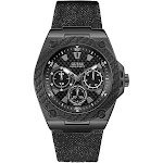 Guess Legacy Carbon Fiber Dial Men's Watch W1058G3