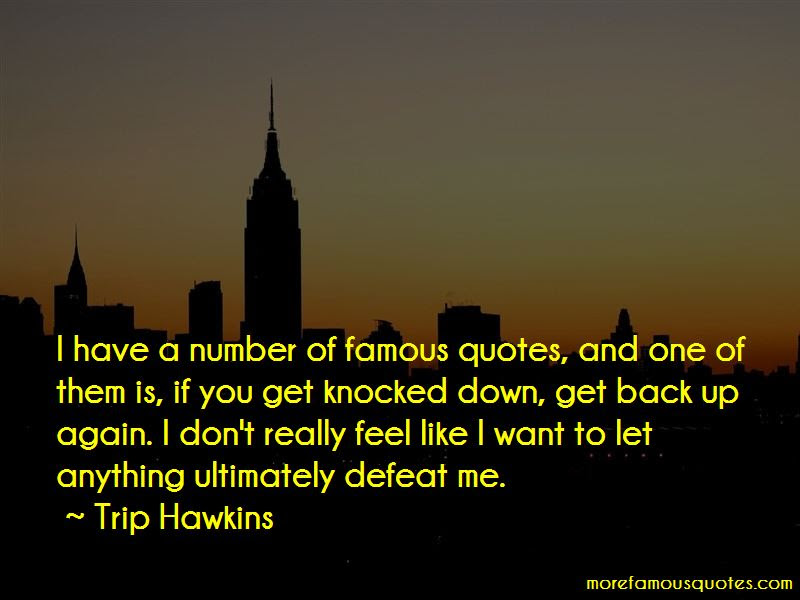 If You Get Knocked Down Quotes Top 33 Quotes About If You Get