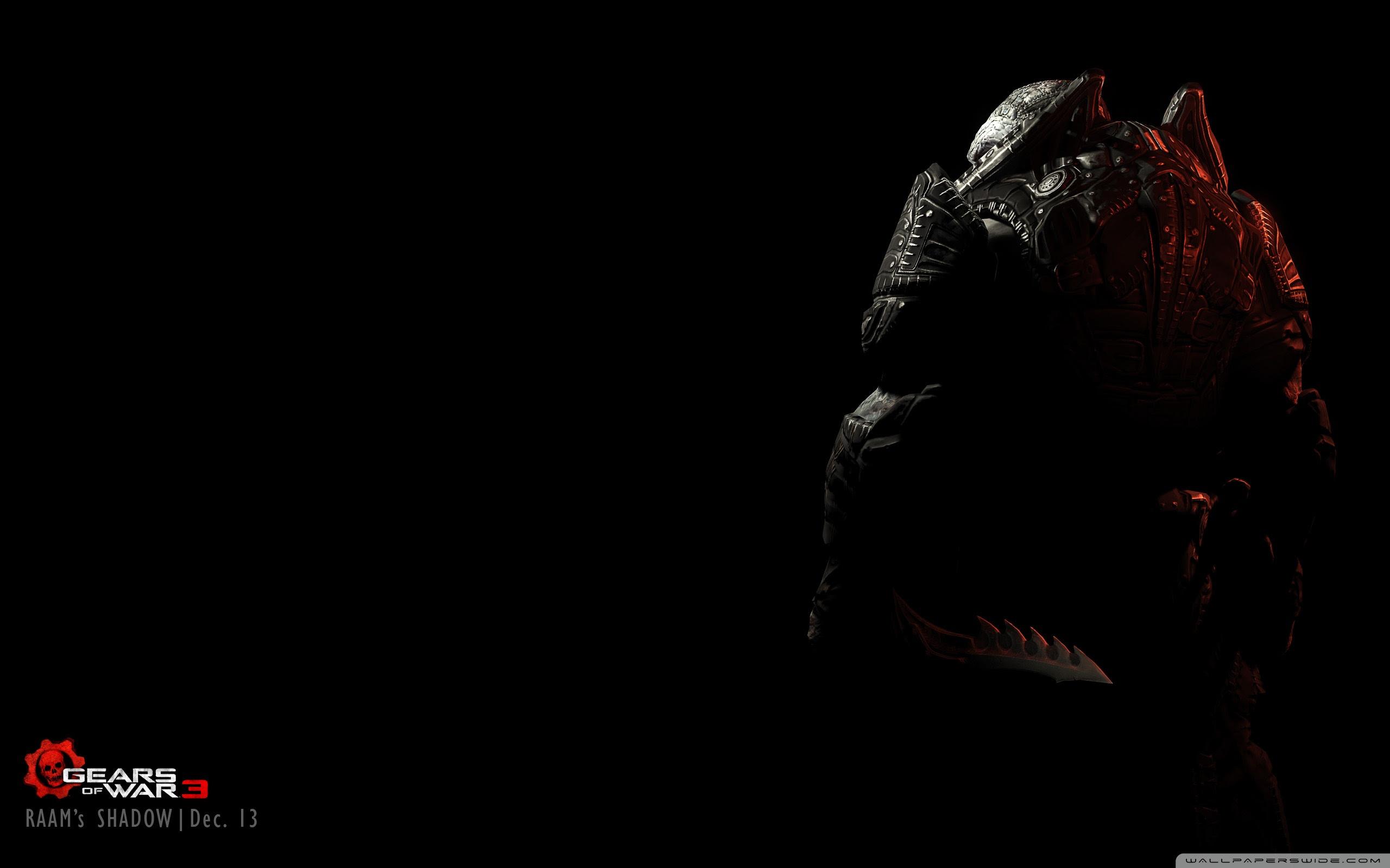 Gears Of War 3 Raam S Shadow Ultra Hd Desktop Background Wallpaper