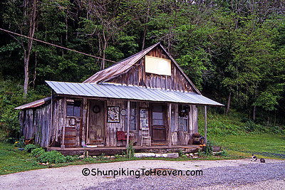 Penn's Store, Casey County, Kentucky (at the Boyle County Line)