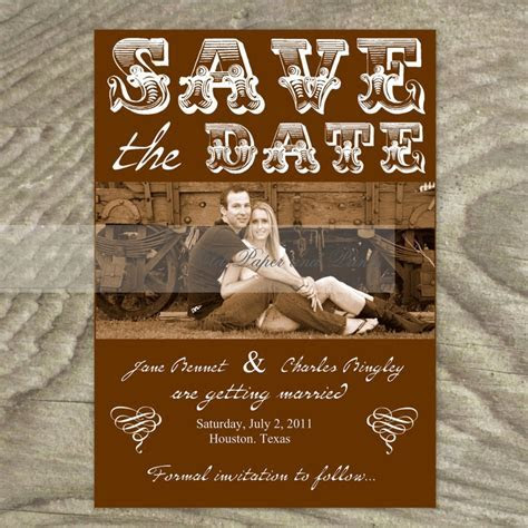 1000  images about Cowboy Wedding Invitations on Pinterest