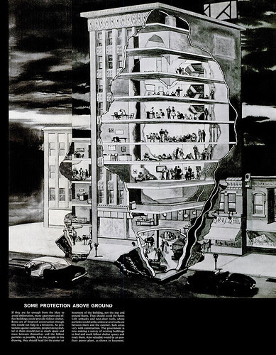 1962 ... high-rise shelter
