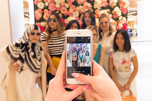 Ottawa Fashion Bloggers flaunt designer Spring looks with Nordstrom's local influencer campaign