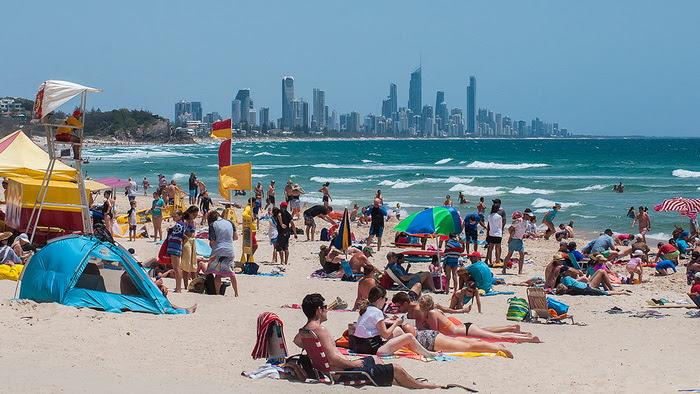 Gold Coast summer